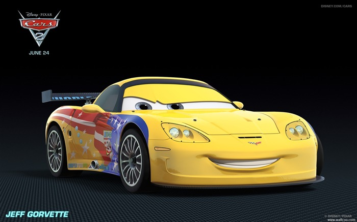 Cars2 HD Movie Wallpapers 15 Views:14315