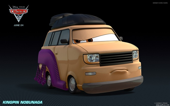 Cars2 HD Movie Wallpapers 16 Views:9459