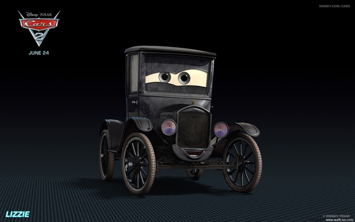 Cars2 HD Movie Wallpapers 18 Views:8460
