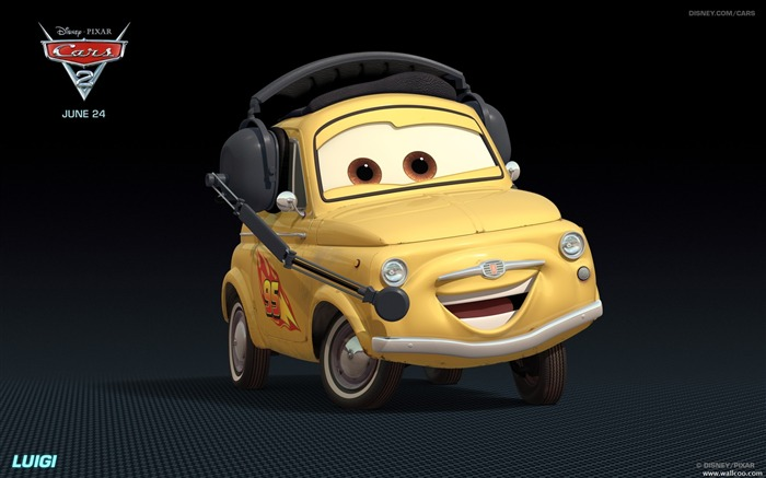 Cars2 HD Movie Wallpapers 19 Views:11035