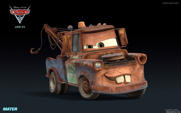 Cars2 HD Movie Wallpapers 23 Views:5376