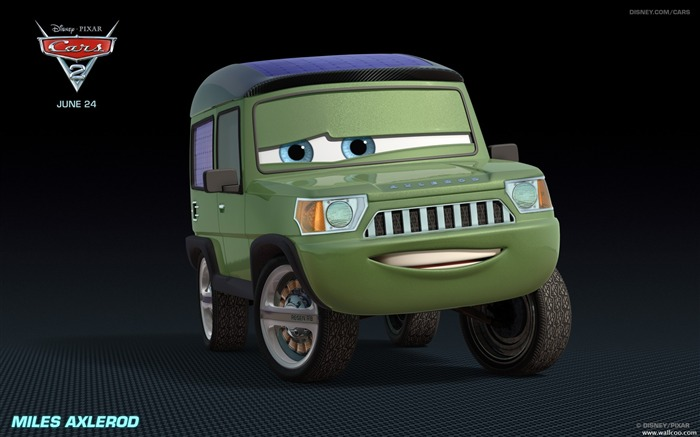 Cars2 HD Movie Wallpapers 26 Views:5036