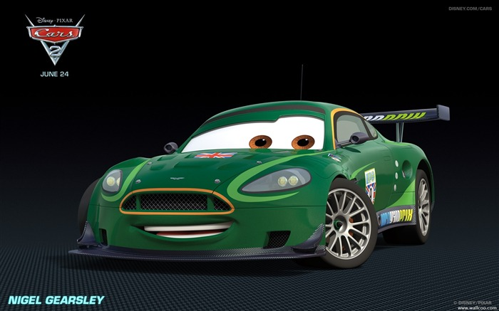 Cars2 HD Movie Wallpapers 27 Views:5452