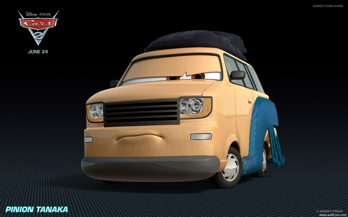 Cars2 HD Movie Wallpapers 29 Views:4995