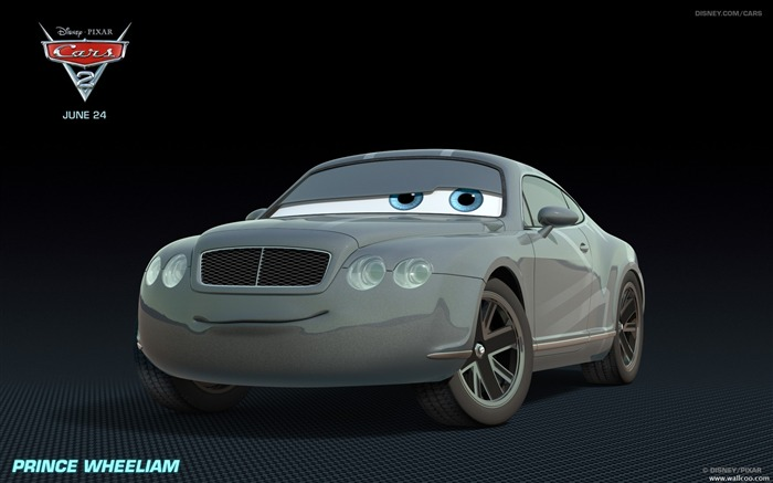 Cars2 HD Movie Wallpapers 30 Views:4898