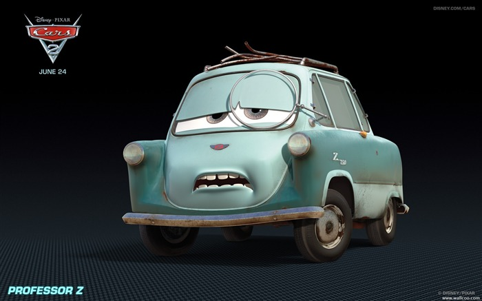 Cars2 HD Movie Wallpapers 31 Views:7194