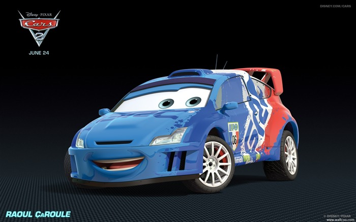 Cars2 HD Movie Wallpapers 34 Views:5096