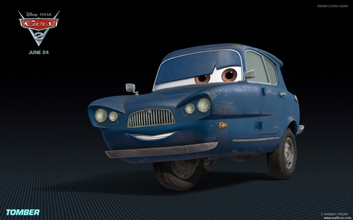 Cars2 HD Movie Wallpapers 41 Views:9539