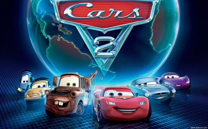 Cars2 HD Movie Wallpapers Views:21880