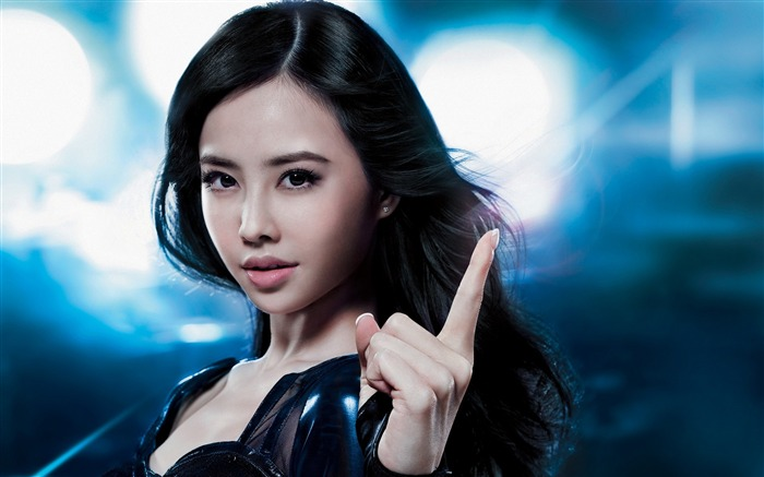 Chinese pop singer Jolin Tsai wallpaper Views:15688