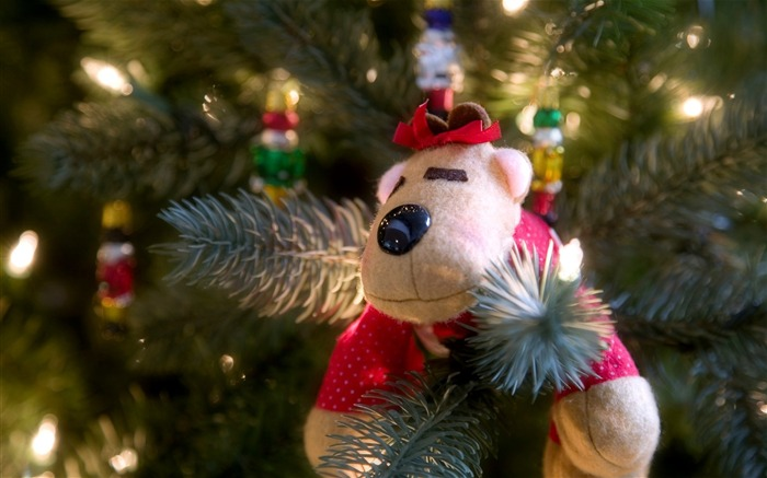 Christmas Bear doll Views:8647