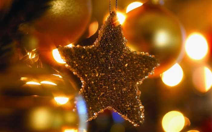 Christmas Star- Christmas tree Ornaments Views:26047