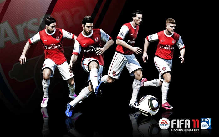 EA Sports FIFA 11 Wallpaper Wallpaper Views:9795