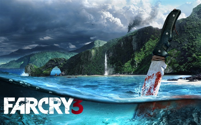 Far Cry 3 Game HD Wallpaper Views:9051