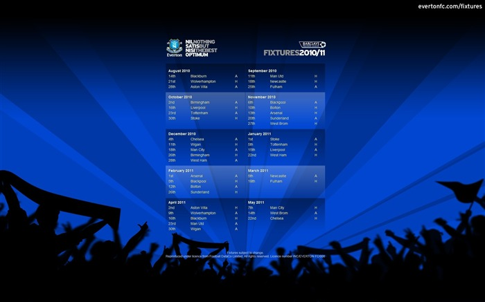 Fixtures 2010-11 wallpaper Views:4332