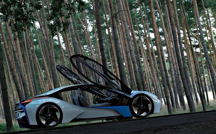 Germany BMW creative concept car wallpaper 04 Views:5662