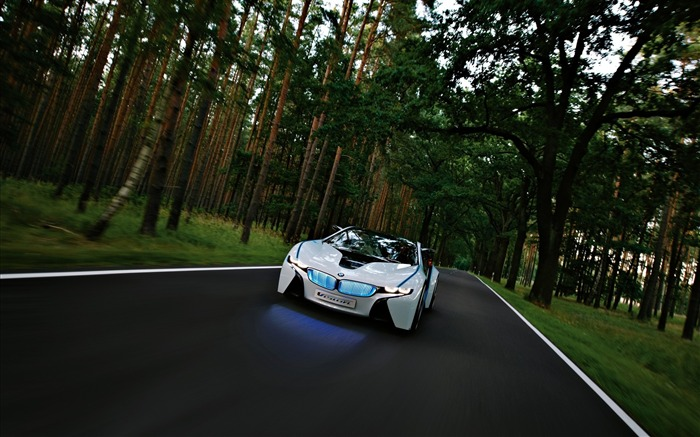 Germany BMW creative concept car wallpaper 05 Views:5839