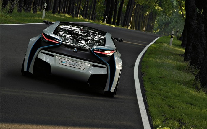 Germany BMW creative concept car wallpaper 06 Views:5215
