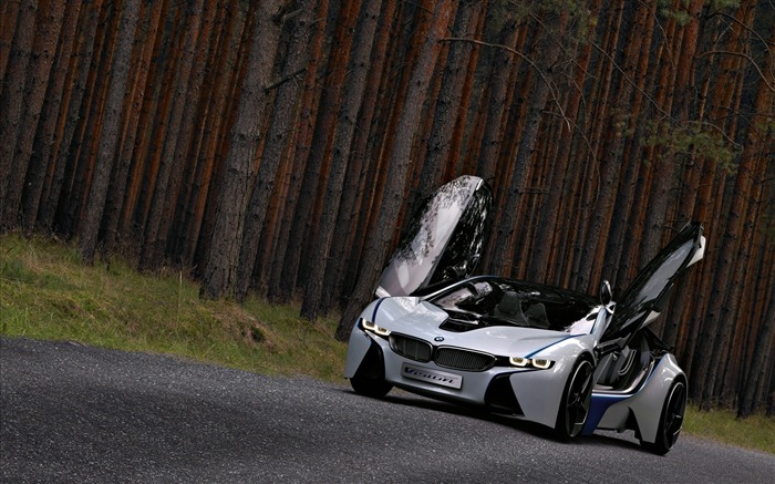 Germany BMW creative concept car wallpaper 07 Views:6243