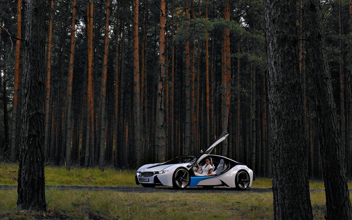 Germany BMW creative concept car wallpaper 08 Views:5238
