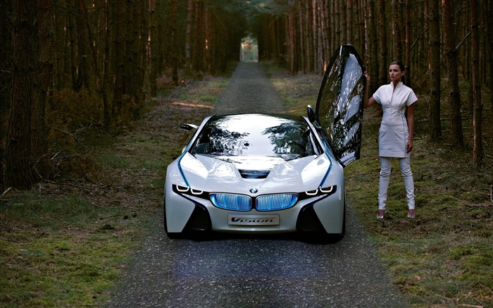 Germany BMW creative concept car wallpaper Views:9007