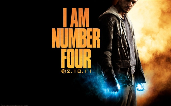 I Am Number Four Television Movie Wallpapers Views:6499