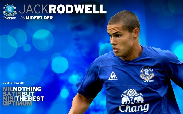 Jack Rodwell-new look 2010-11 version wallpaper Views:4781