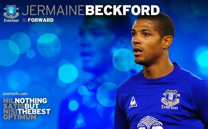 Jermaine Beckford-new look 2010-11 version wallpaper Views:3779