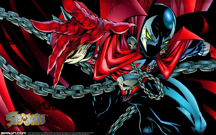 Lunging Spawn Wallpaper Views:29766