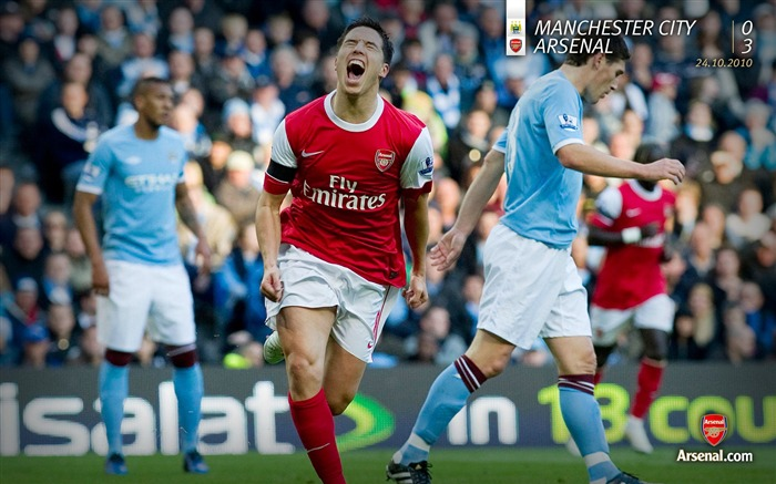 Manchester City 0-3 Arsenal Wallpaper Views:8550