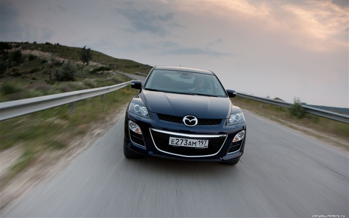 Mazda CX-7 - 2010 models SUV Wallpaper second series 21 Views:3296
