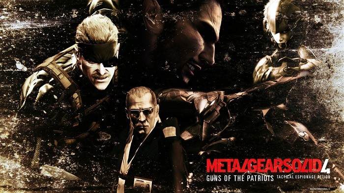 Metal Gear Solid 4-Guns of the Patriots wallpaper 17 Views:16605
