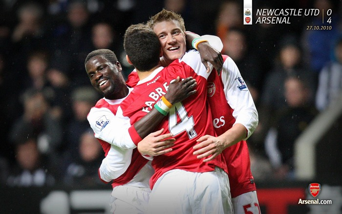 Newcastle United 0-4 Arsenal Wallpaper Views:4964