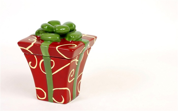 Picture- Christmas Present Craft - Christmas storage box Wallpaper Views:5882