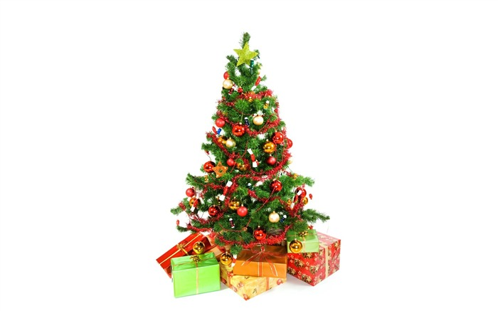 Picture- Decorative Christmas Tree- gifts under Chritmas tree Views:7978