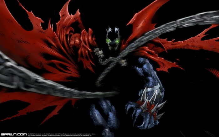 SPAWN Issue 150 Wallpaper Views:4180