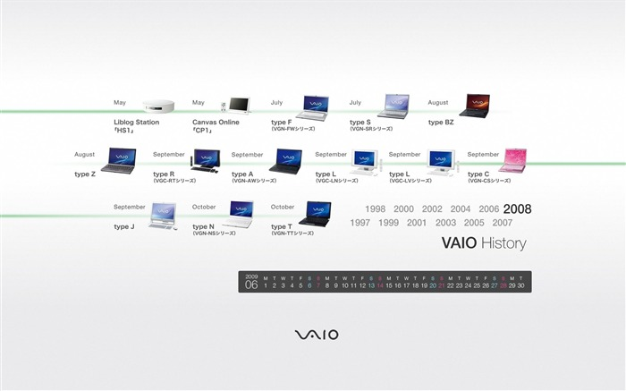 Sony VAIO Museum Views:10206