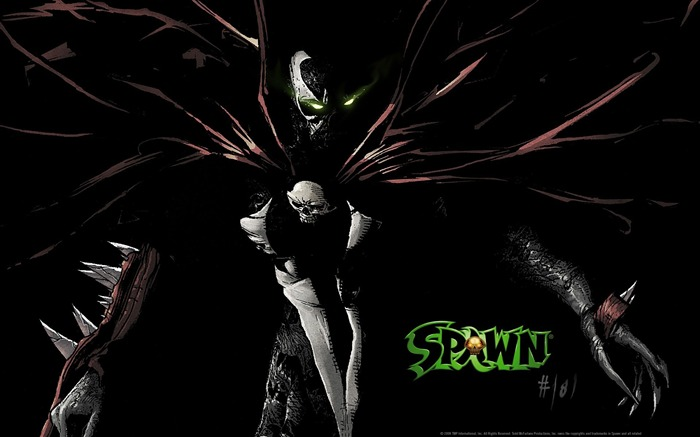 Spawn 181 Interior Art Desktop Wallpaper Views:8684