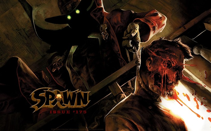 Spawn Issue 175 Wallpaper Views:4349