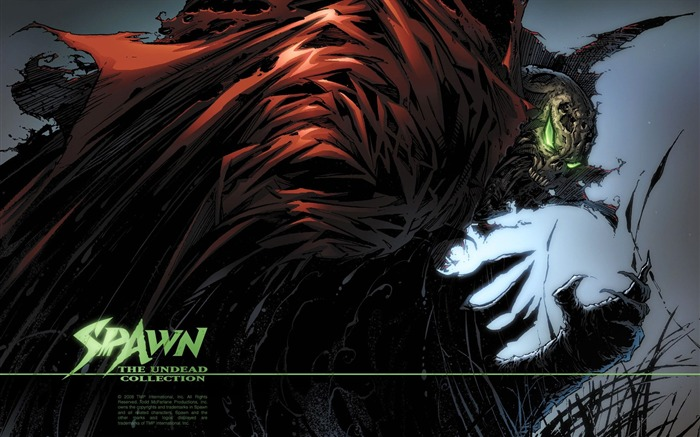 Spawn The Undead Collection Wallpaper Views:10611
