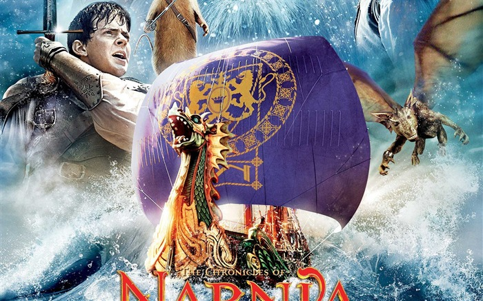 The Chronicles of Narnia 3 The Voyage of the Dawn Treader Movie Wallpapers Views:9100