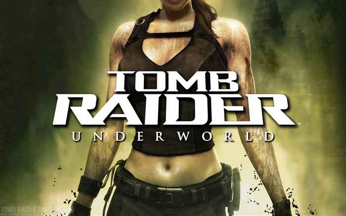 Tomb Raider 8 Underworld wallpaper Views:7027