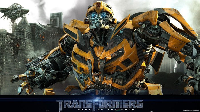 Transformers 3-Dark of the Moon HD Movie Wallpapers 01