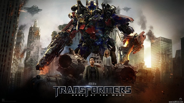 Transformers 3-Dark of the Moon HD Movie Wallpapers 05
