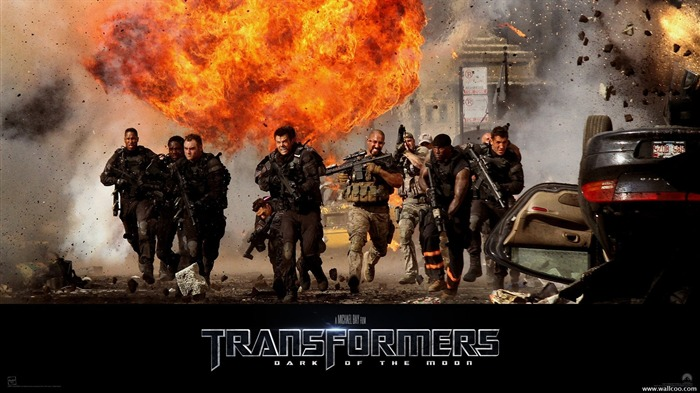 Transformers 3-Dark of the Moon HD Movie Wallpapers 07