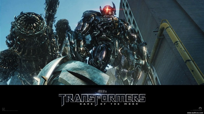 Transformers 3-Dark of the Moon HD Movie Wallpapers 08
