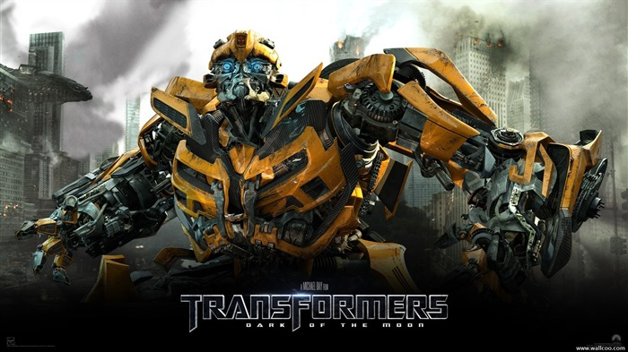 Transformers 3-Dark of the Moon HD Movie Wallpapers 09