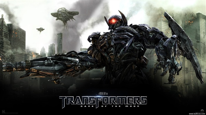 Transformers 3-Dark of the Moon HD Movie Wallpapers 10