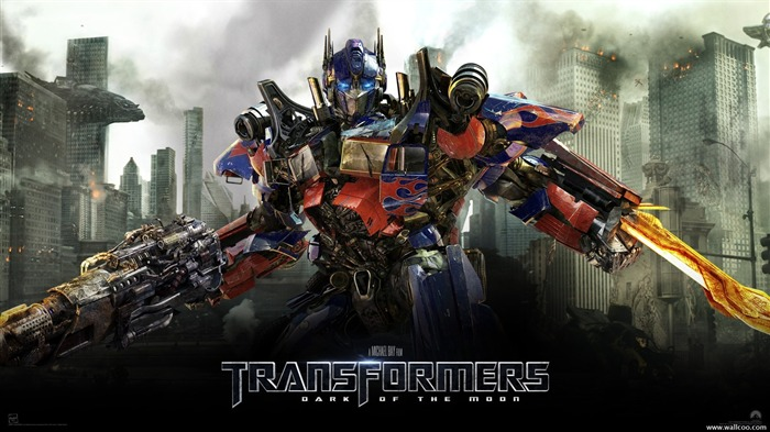 Transformers 3-Dark of the Moon HD Movie Wallpapers Views:18023