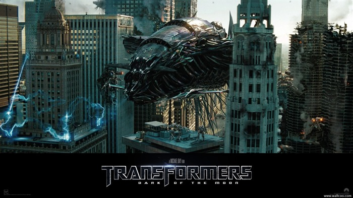 Transformers 3-Dark of the Moon HD Movie Wallpapers 16